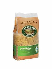 Nature's Path Organic Gluten-Free Cereal Corn Flakes Sweetened ... Free Shipping