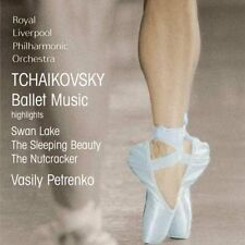 Vasily Petrenko - Tchaikovsky Ballet Music [CD]