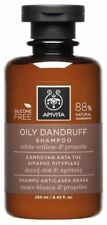 APIVITA OILY DANDRUFF SHAMPOO FOR OILY HAIR , white willow & propolis, 250ml