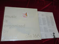 PIZZICATO FIVE The Sound of Music by  1995 Orig Vinyl/ Cover: very good Insert