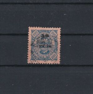 Portugal - Mozambique Nice Stamp VFU 1  W/ Certificate (Read)