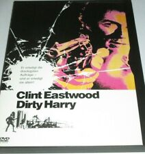 Dirty Harry - DVD/Action-Thriller/Clint Eastwood/Snapper/Erstauflage