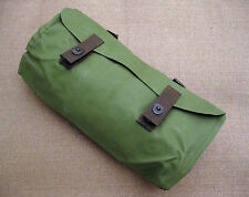 DANISH ARMY BUTTPACK belt-POUCH for PONCHO Rubberized MINT WEBBING