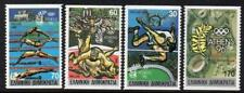 GREECE MNH 1989 SG1816-19 Modern Olympic Games (Imperf Sides)