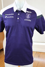FREMANTLE DOCKERS POLO SHIRT MENS SIZE MEDIUM   NEW WITH TAGS