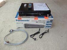 Panasonic dmr-ex99v DVD-VHS-HDD RECORDER, 250gb, OVP, SCART, FB, 2j. GARANZIA