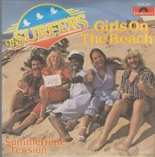 "7"" The Surfers Girl On The Beach / Summertime Tension 80`s Polydor"