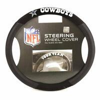 NFL Dallas Cowboys Poly-Suede Steering Wheel Cover