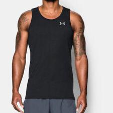 Abbiglimento sportivo da uomo neri da corsi assorbenti