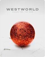 Nuovo Westworld Stagione 2 Steelbook Blu-Ray (1000736726)