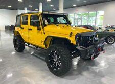 2015 Jeep Wrangler Unlimited Sahara Sport Utility 4d