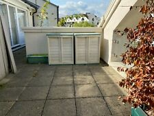 More details for a mixed bag of 6 outdoor storage boxes