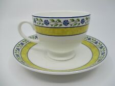 """WEDGWOOD MISTRAL CUP & SAUCER - 2 3/4""""  0603F"""