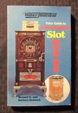 1981 Wallace-Homestead Antique Slot Machines Price Guide Vg+ 4.5