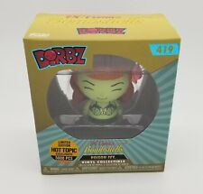 Funko Dorbz DC Comics Bombshells Poison Ivy Hot Topic Limited Edition #419