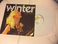 JOHNNY WINTER Early Times LP Bad News BLUES Spiders Of The Mind 1970 Vinyl VG+