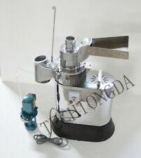 Stainless Steel Electric Hammer Mill Herb Grain Grinder Powder Grinding Machine