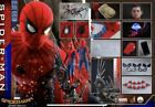 Hot Toys Qs015b Homecoming 1/4 Spider-man Deluxe Version Special