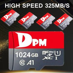 Micro Speicherkarte 64GB 128GB 256GB 512GB 1TB SD Card Class 10 Ultra 325MBps