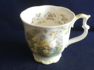 "Royal Doulton Brambly Hedge ""Spring"" mug"