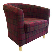 Fabric Unbranded Armchairs