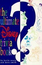 The Ultimate Disney Trivia Quiz Book (Vol 2)