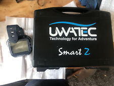 New listing ScubaPro Uwatec Smart Z dive computer With Case As Is