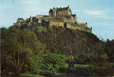 postcard  Scotland  Edinburgh  Castle unposted