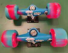 Royal Skateboard Trucks Crailtap 5.0 wheels 61mm 97A