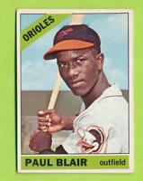 1966 Topps - Paul Blair (#48)  Baltimore Orioles