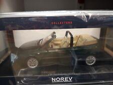Miniature 1/18 norev vw golf  III cabriolet vert