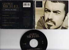 GEORGE MICHAEL The Spinning Wheel EP 4TR CD MAXI DIGIPACK w 2 RARE TRX