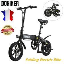 """DOHIKER Vélo électrique Pliable Pliant Smart 14"""" E-Bike 250W 25KM/H pour Adulte"""