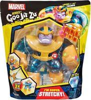 Heroes of Goo Jit Zu Marvel Supagoo Hero Pack - Thanos - Large 8 Inchs! New 2020