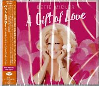 BETTE MIDLER-LOVE SONGS-JAPAN CD E78