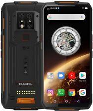 OUKITEL WP7 Téléphone Portable Incassable Dual 4G,Triple Caméra Sony 48MP+Vision