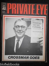 PRIVATE EYE - Vintage Satirical Political News Humour Magazine - 24th March 1972