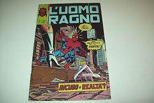 L'UOMO RAGNO-N. 184-EDITORIALE CORNO-INCUBO O REALTA'?-19 MAGGIO 1977-OTTIMO!