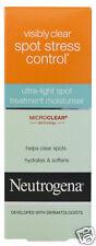 Neutrogena Visibly Clear Ultra-light Spot Stress Control Treatment Moisturiser
