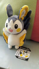 "Pokemon Plush Emolga Soft Toy Nintendo Character Stuffed Animal doll 7.5"" US new"