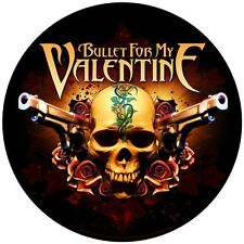 BULLET FOR MY VALENTINE - Rückenaufnäher Backpatch Two pistols