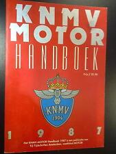 KNMV Motor Handboek 1987