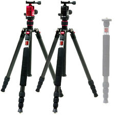 HorusBennu A8 Carbon Tripod Traveler + LX-3T(Ball Head) Dovetail type TF-2540C
