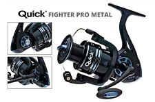 DAM ROLLE QUICK FIGHTER PRO METALL 360 FD ALUSPULE PILKROLLE ANGELROLLE GRUNDROL