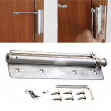 Adjustable Stainless Steel Surface Mounted Auto Closing Door Closer Fire Rated