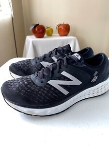 New Balance Mens Fresh Foam 1080v9 M1080BK9 Black Running Shoes Size 13 D