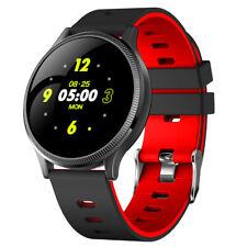 Smart Watch Fitness Tracker Blood Pressure Monitor for Women Men iPhone Samsung