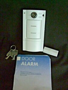 Dexaplan door guard PIR wireless motion sensor with keys