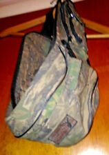 *Realtree Mossy Oak Hunting Waist Fanny Pack Conceal Sport Gear Equipment Bag