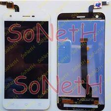 Touch screen + LCD Display Alcatel Vodafone Smart Ultra 6 VF-995 VF-995N Bianco